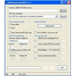 How to install Windows 7 USB boot method for Windows XP