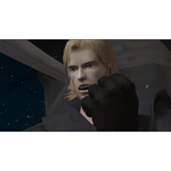 Metal Gear Solid - Liquid Snake Character Profile