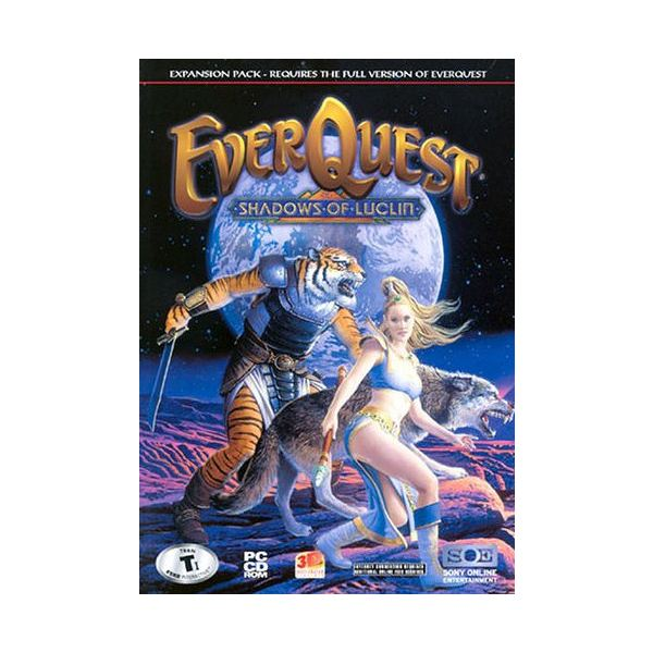 The Everquest Beginner Race Guide – Vah Shir