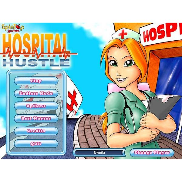 Game Tips and Strategy Hints for Hospital Hustle - How to Play, Help Patients, Choose Upgrades and other Useful Stuff