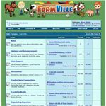 FarmVille Official Forums