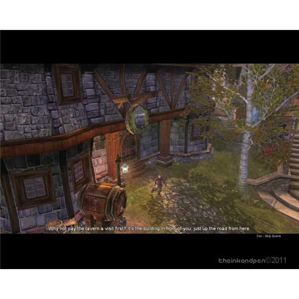 Guide on the Orchard Farm Quest in Fable Lost Chapters