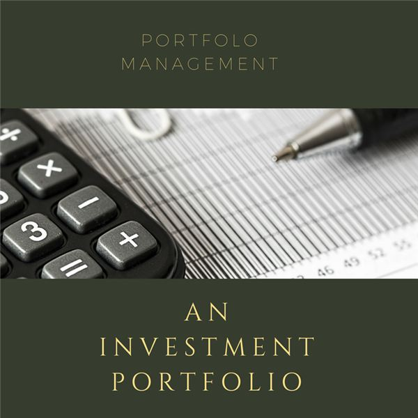 Portfolio Management: An Investment Portfolio