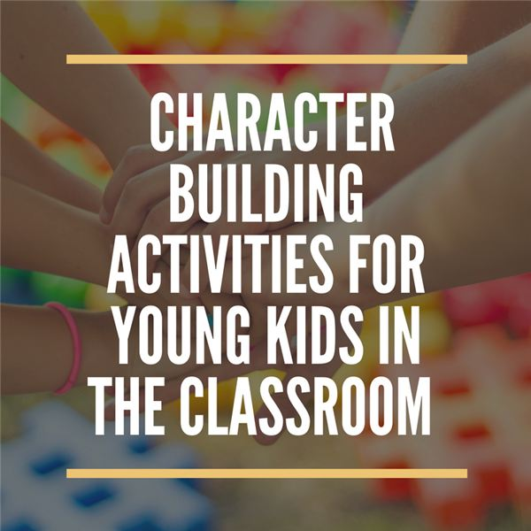Character Building Lesson Plan Ideas