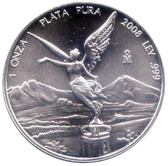 Mexican Silver Coin