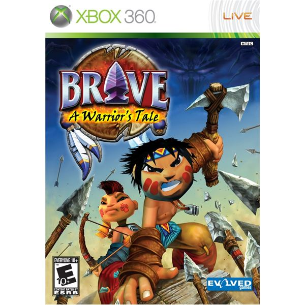 Brave a Warrior's Tale Review for Xbox 360