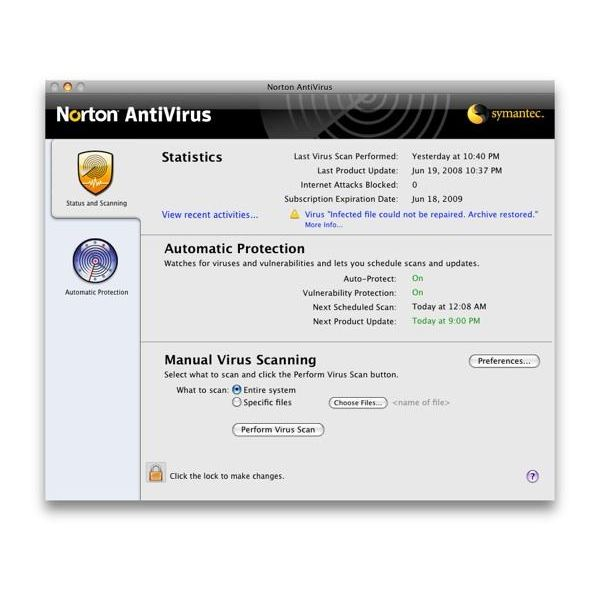 What Is Norton Antivirus For The Mac? Should You Use It?