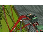 Steep Rollercoaster