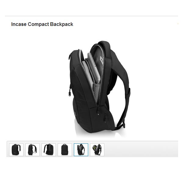Incase compact backpack for Mac product image