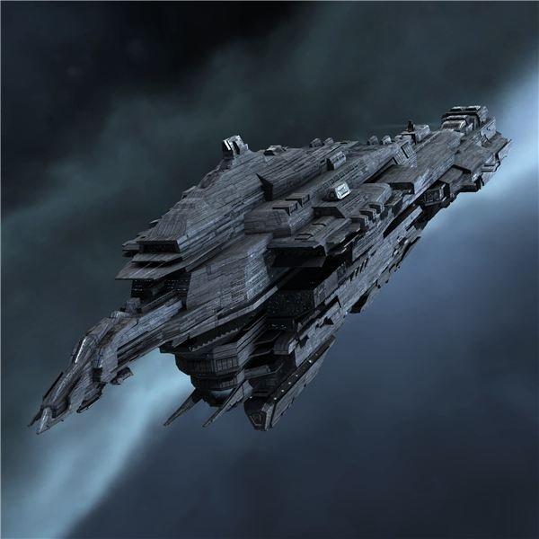 The Caldari Leviathan
