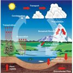 water cycle diagram 1