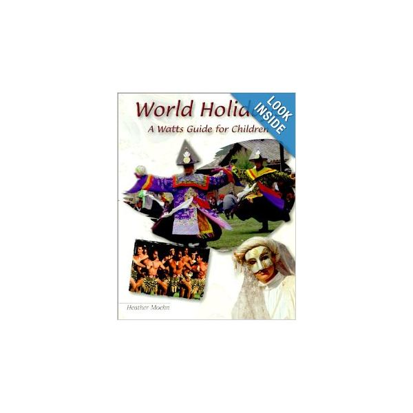 World Holidays A Watts Guide For Children