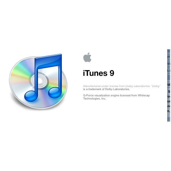 iTunes Latest Version 9