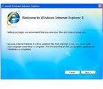 Cannot Install Internet Explorer 8
