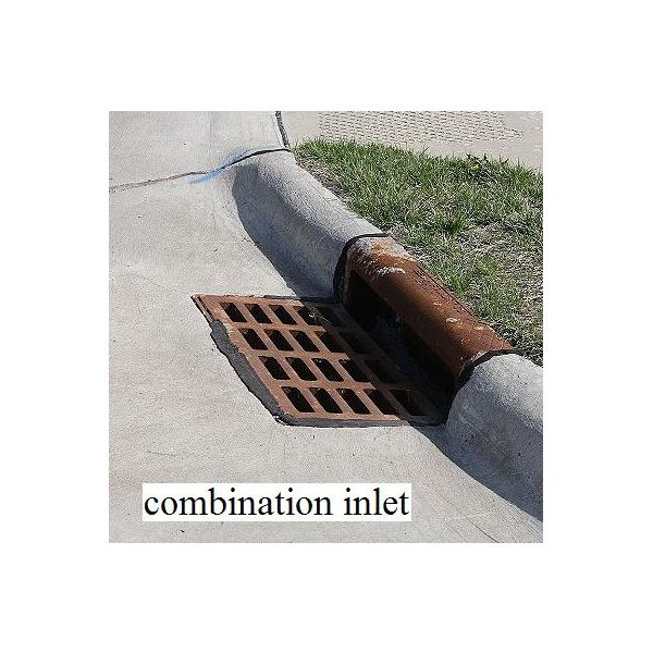 Design of Storm Water Drains with Excel Spreadsheets using a