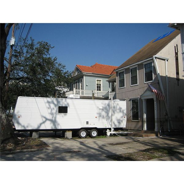 Where to Find FEMA Trailers for Sale