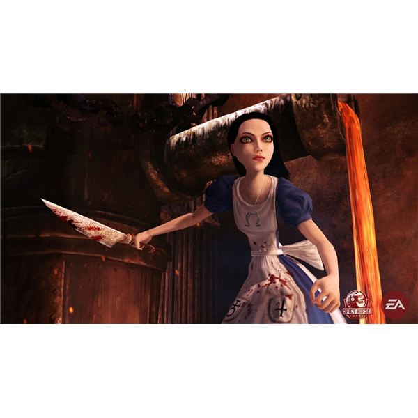 Alice Madness Returns screenshot