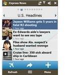 Express News screenshot news