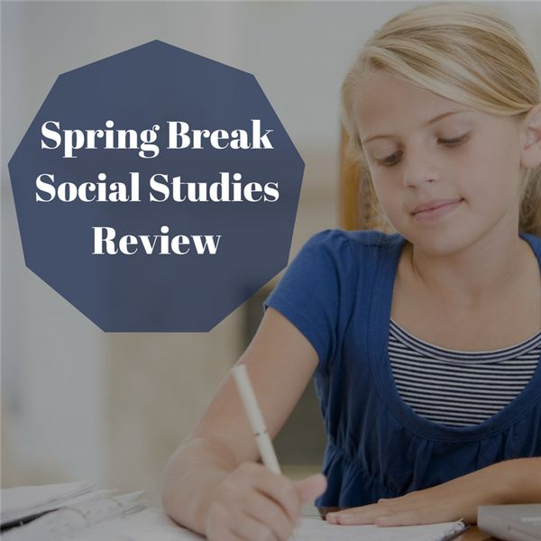 Spring Social Studies Review
