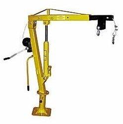 VESTIL Jib Crane with Manual Lift