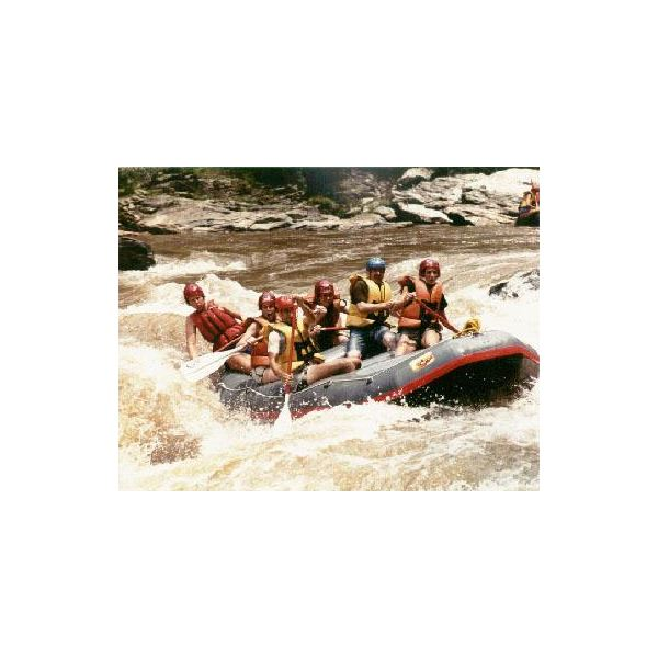 Chattooga rafting