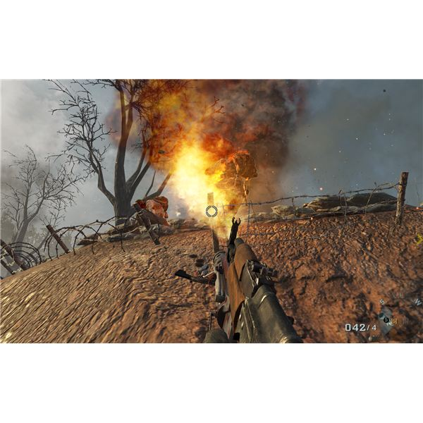 Call of Duty: Black Ops Walkthrough - The Siege of Khe Sanh - Taking the Burned Hill