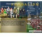 Feudalism 1 on Kongregate: New Game Screen