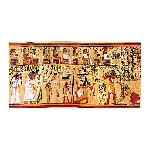 Wikimedia Commons / by en:Papyrus of Ani