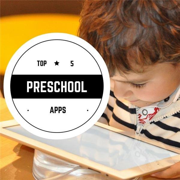 Five Great Preschool Apps