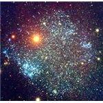 Low surface brightness galaxy