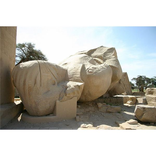 A Memorial For An Ancient Ruler: Meet Ramses II
