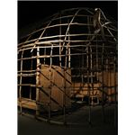 450px-Iroquois longhouse
