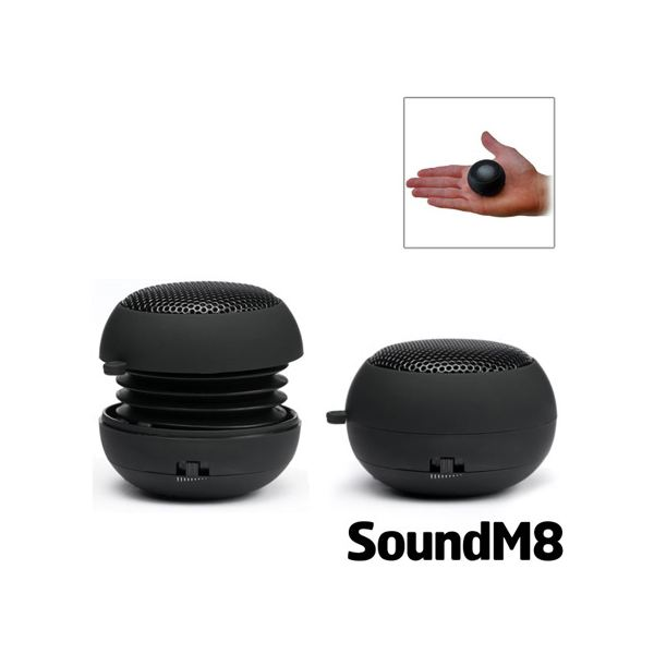 SoundM8 Micro Portable Speakers