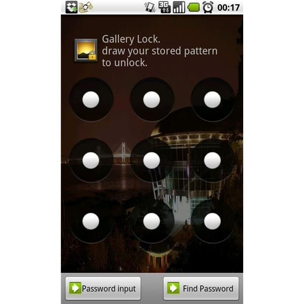Gallery Lock Pro - Pattern Password