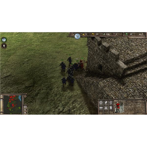 Stronghold 3 Battle