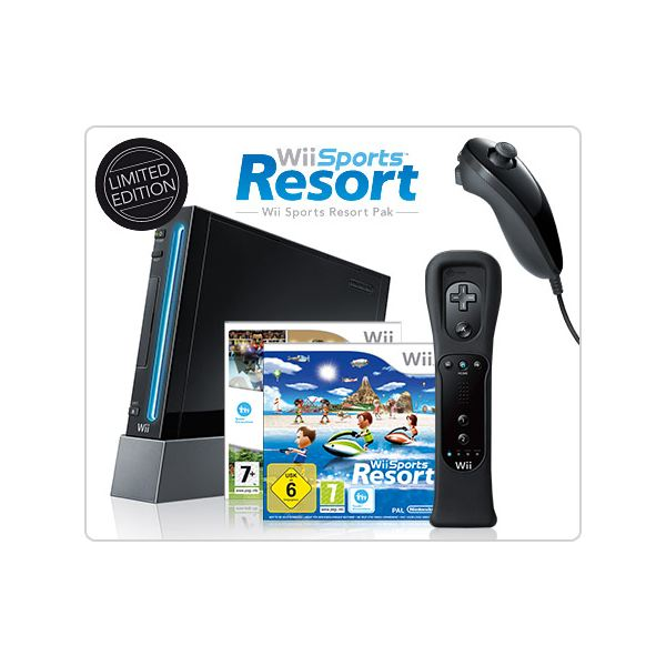 Black Wii Bundle