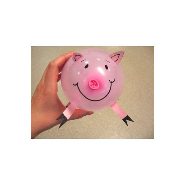 Little Pigs Finger Puppet Craft For Toddlers