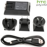 International MicroUSB Travel Charger Pack
