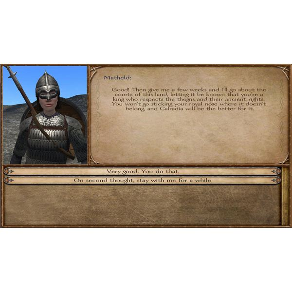 Mount and Blade Warband King
