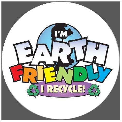 button earth friendly