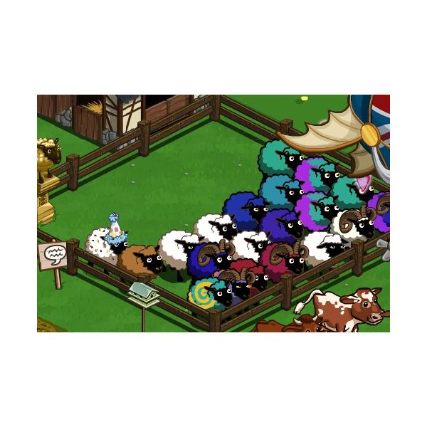 Farmville Sheep