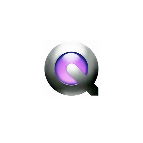 Quicktime Logo, www.apple.com