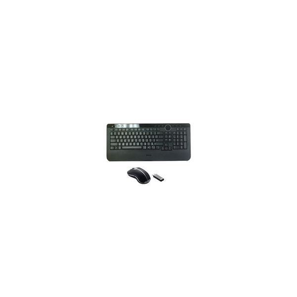 Dell Wireless Keyboard and Mouse Bundle with USB Adapter