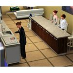 The Sims 3 Butler Cooking
