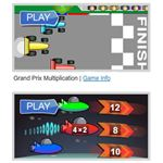 SMART Board Math Games: Arcademic Skill Builders