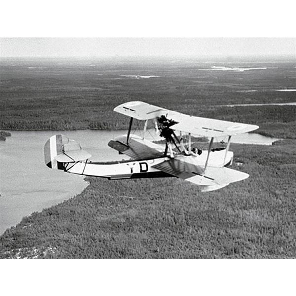 Canadian Vickers Vedette 3 ExCC