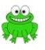 A Frog Game logo