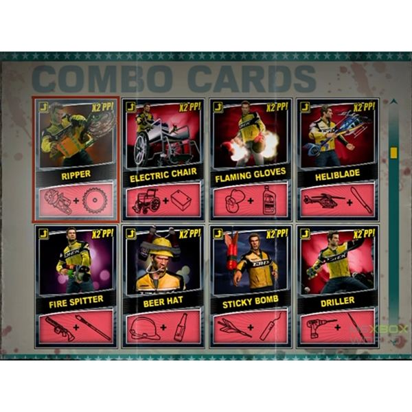 How To Find Every Dead Rising 2 Combo Card: A List to All the Combo Cards in the Game