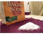 Baking Soda: A back-to-basics facial scrub?