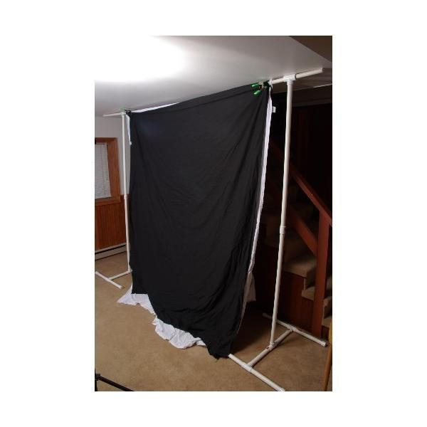 How To Build A Cheap Backdrop Stand A Diy Photography